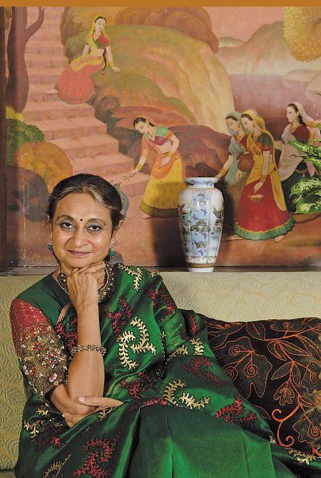 தண்ணீர்த் தாய்  ஆம்லா ரூயா!