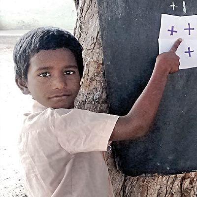 முழுக்களில் கூட்டல் ரொம்ப ஈஸி!