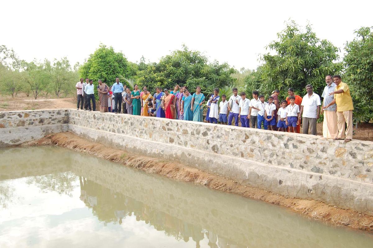 தேசிய விவசாயிகள் தினத்தில் மாணவர்கள் பெற்ற விவசாயப்பயிற்சி