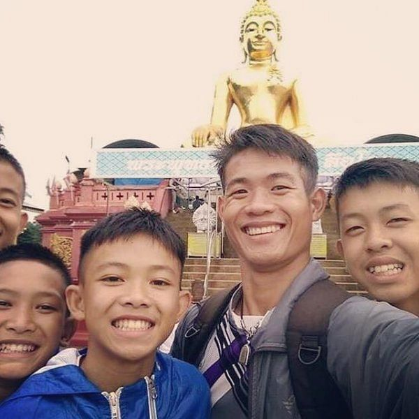 தியாகம்... பேரன்பு... பெருந்தன்மை... தாய்லாந்து மீட்புப் பணியின் நெகிழ்ச்சித் தருணங்கள்! #ThaiCaveRescue