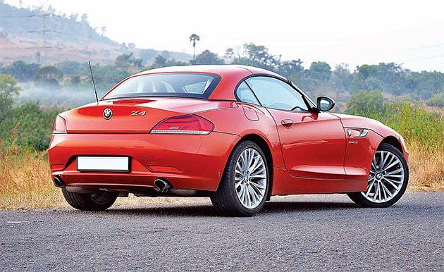 பறக்கும் படகு! BMW Z4