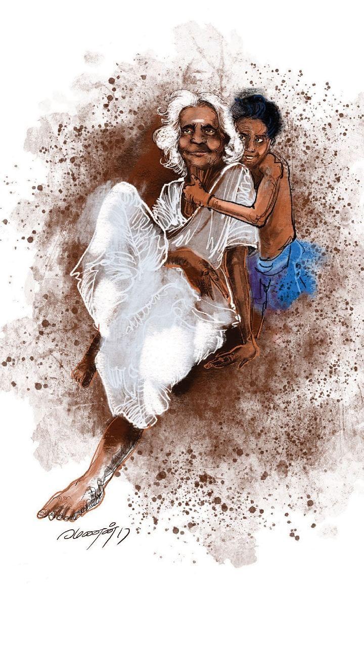 ஆனைக்கிணறு தெரு - சிறுகதை