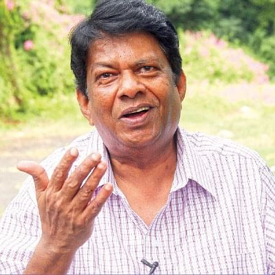 ``கபாலிகிட்ட போய் 'கே.பாலி' வந்துட்டேன்னு சொல்லு!''
