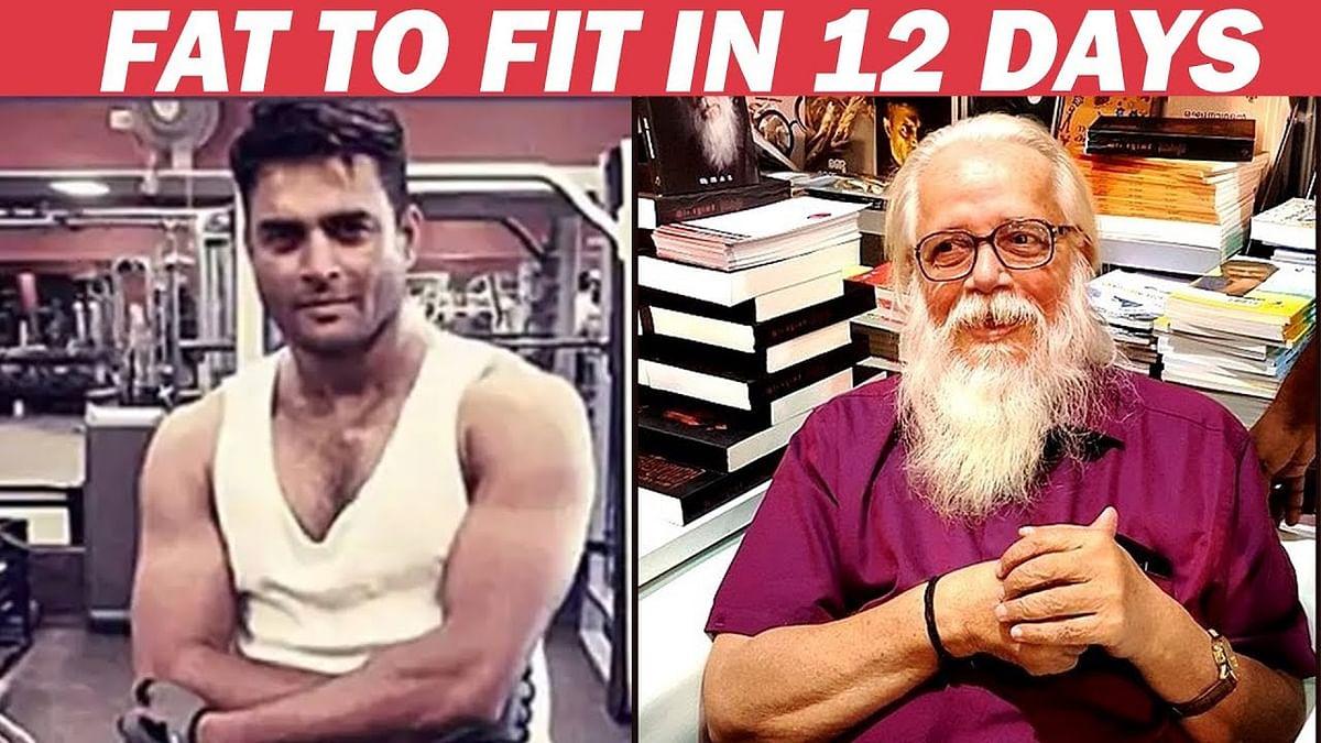 SECRET Behind Madhavan's Unbelievable Weight Reducing Transformation