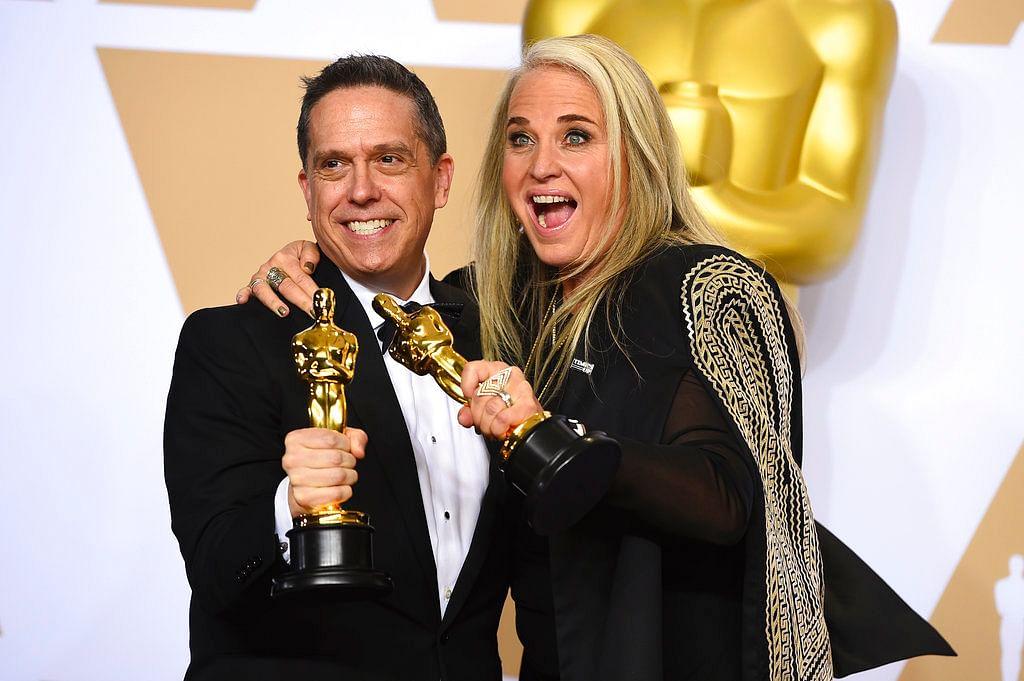'Remember Me' சிறந்த அனிமேஷன், பாடல் - கோகோ #Coco #Oscars