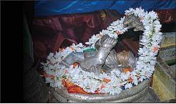 சந்தான வரம் தரும் ஆலிலைக் கிருஷ்ணர்!