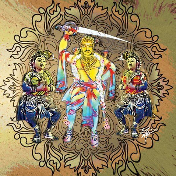 தெய்வ மனுஷிகள்: பொம்மு