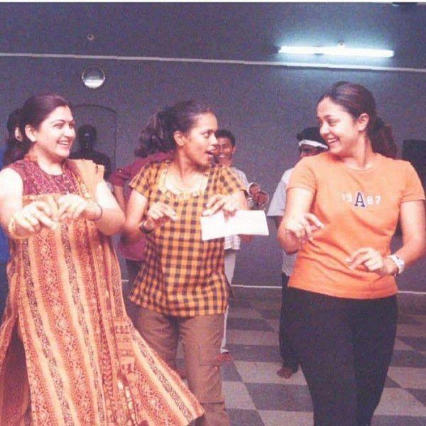 ``இத்தனை வருஷம் அதை பத்திரமாக வச்சிருக்கா ஜோ!'' - நாஸ்டாலஜி பகிரும் பிருந்தா மாஸ்டர்