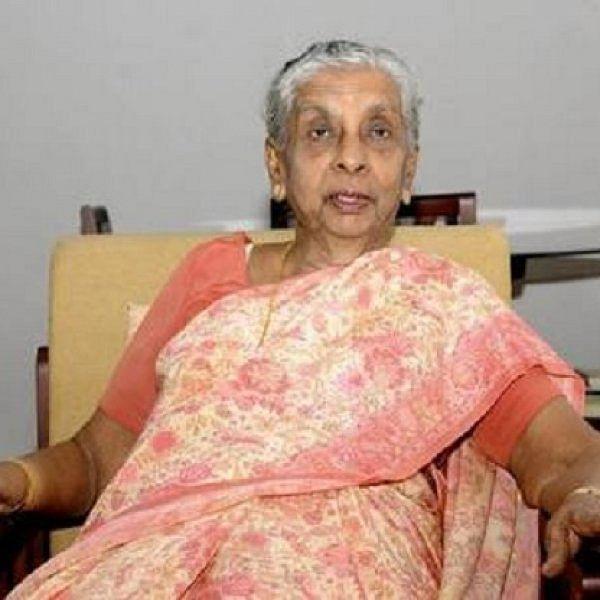 இந்தியாவின் முதல் பெண் ஐ.ஏ.எஸ். அதிகாரி அன்னா ராஜம் மல்ஹோத்ரா காலமானார்!