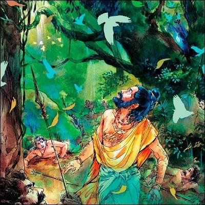 வீரயுக நாயகன் வேள் பாரி - 6
