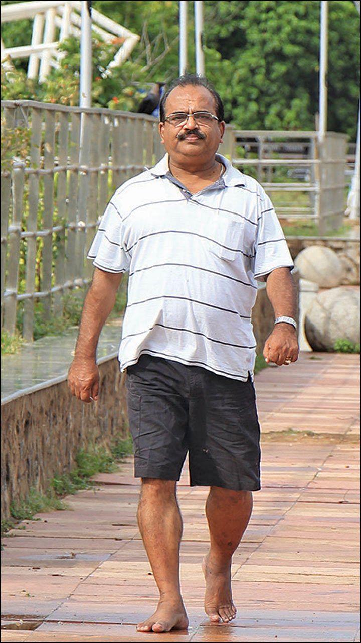 VIP FITNESS: நாஞ்சில் சம்பத்