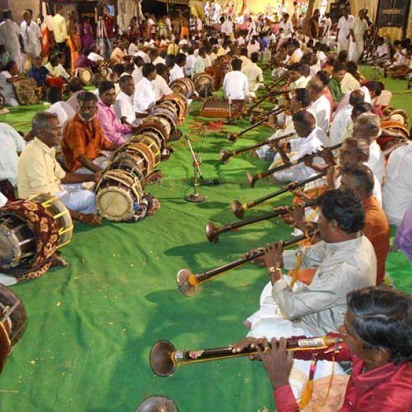 300 நாதஸ்வர கலைஞர்கள் பங்கேற்ற நாத உற்சவ நிகழ்ச்சி!