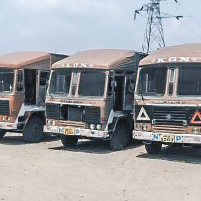 மிஸ்டர் கழுகு : காவு வாங்கும் கன்டெய்னர்!