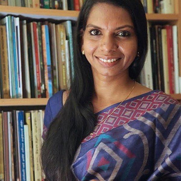 கவிஞர் குட்டி ரேவதி
