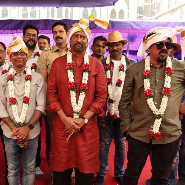 மும்பையில் பூஜையுடன் ஆரம்பமானது ரஜினி - முருகதாஸின் 'தர்பார்'!