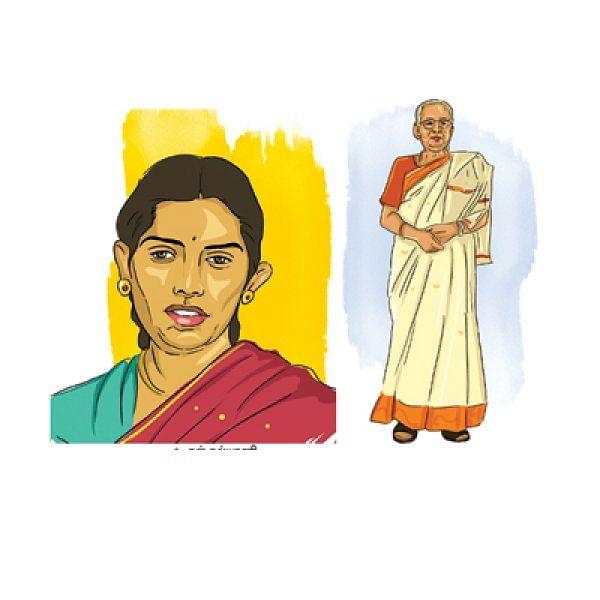 முதல் பெண்கள்: இந்தியாவின் முதல் பெண் கால்நடை மருத்துவர்கள்!