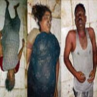 திருக்கோவிலூர் அருகே பிரிட்ஜ் வெடித்து 2 பெண்கள் உட்பட 3 பேர் பரிதாப பலி!