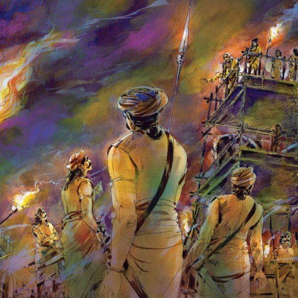 வீரயுக நாயகன் வேள்பாரி - 105