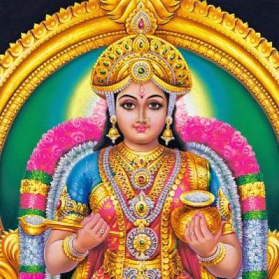 ஸ்ரீஅன்னபூரணி