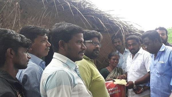 உயிரிழந்த ரசிகர் மன்ற நிர்வாகி.. உதவுவாரா நடிகர் விஜய்?