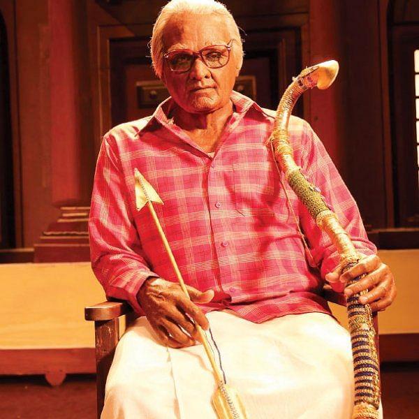 சீதக்காதி - சினிமா விமர்சனம்