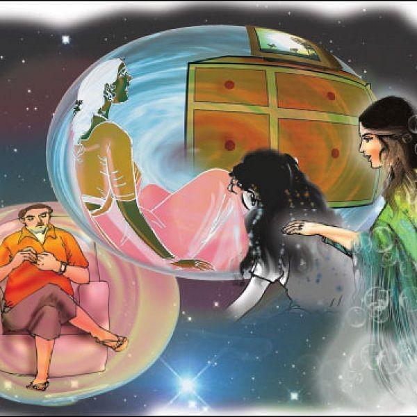 கயல்விழியும் காலங்களின் தேவதையும் - சிறுகதை