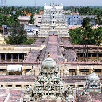 ராமநாதசுவாமி கோயிலில் ஆருத்ரா தரிசன விழா!