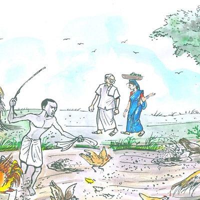 மரத்தடி மாநாடு: உயிரே இல்லாத உயிர் உரங்கள்?