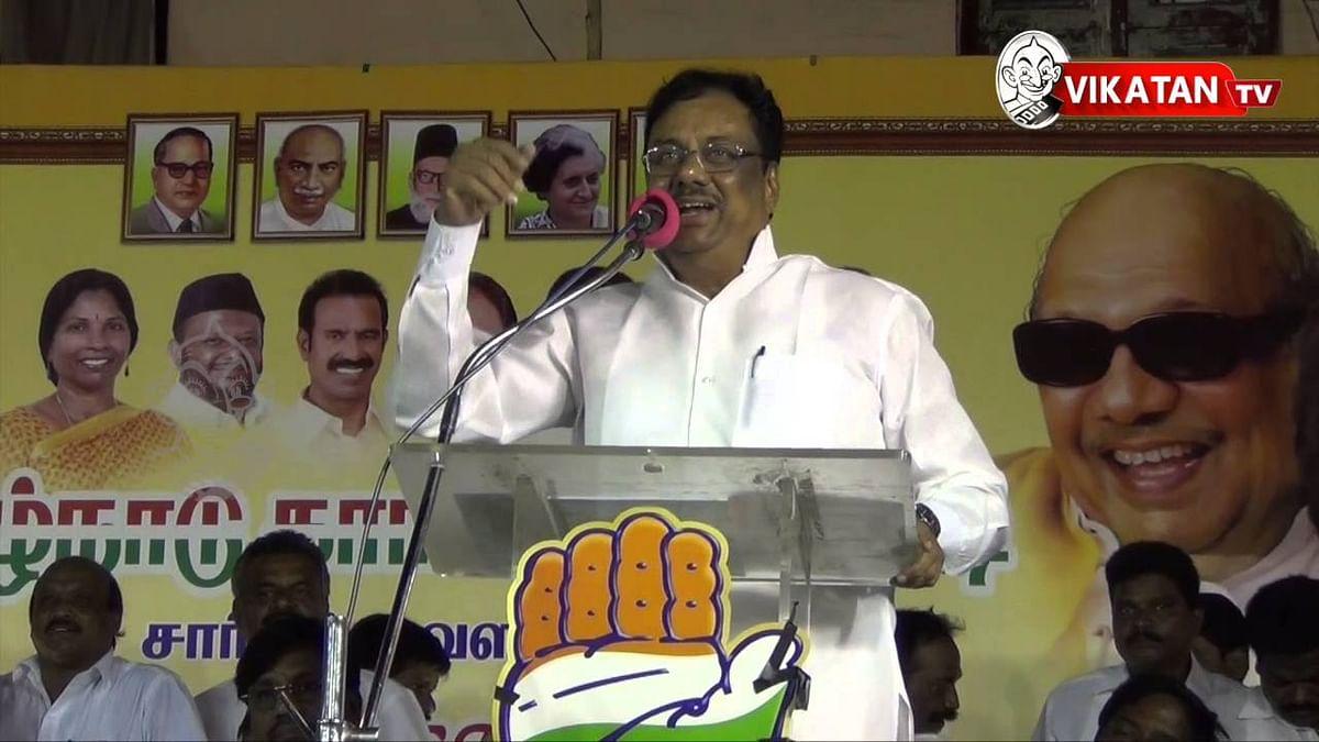Jaya's love for MGR surfaces every election - EVKS Elangovan