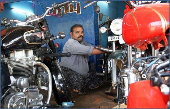 நம்ம ஊரு மெக்கானிக்