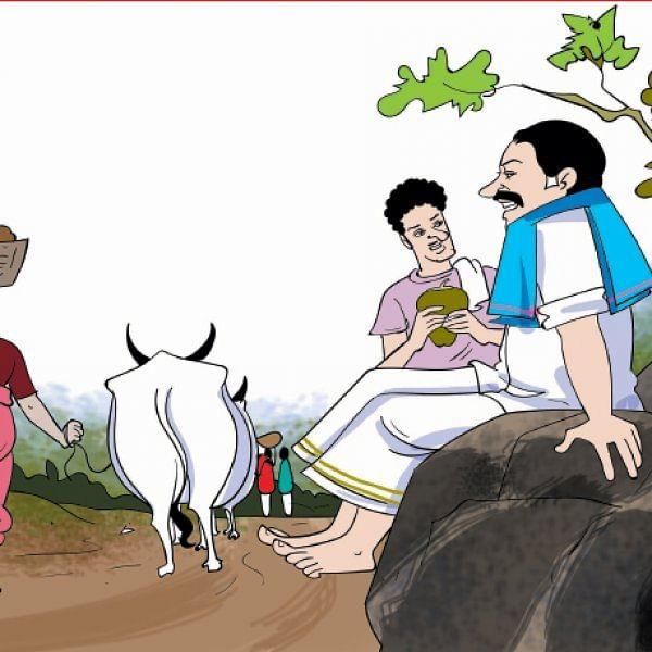 மரத்தடி மாநாடு: ஏறுமுகத்தில் பருத்தி விலை... மகிழ்ச்சியில் விவசாயிகள்!