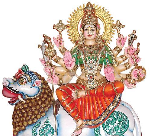நல்லருள் பெருகும் நவராத்திரி!