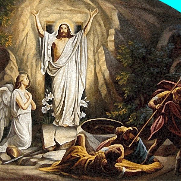 ஈஸ்டர்... ஒன்றிலிருந்து மற்றொன்றுக்கு உயரும் வழி சொன்ன உயிர்ப்பு நாள்! #Easter