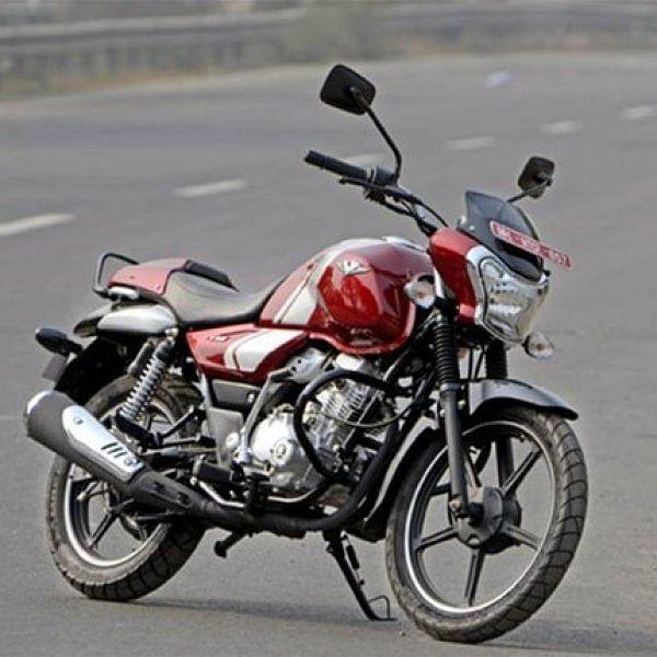 விக்ராந்த் போர்க் கப்பலின் இரும்பைக்கொண்ட பஜாஜ் V12 பைக் எப்படி இருக்கிறது?