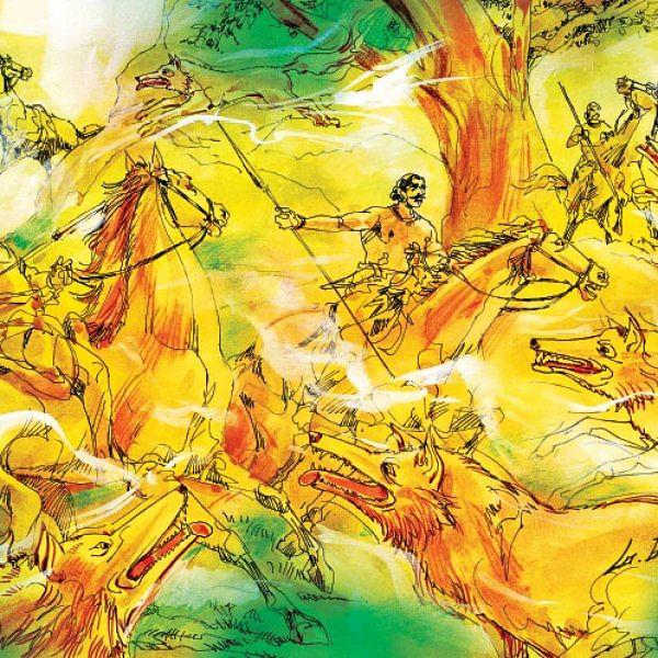 வீரயுக நாயகன் வேள்பாரி - 75