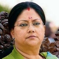 ராஜஸ்தான் முதல்வர் வசுந்தரா ராஜே பதவி விலகமாட்டார்: பா.ஜ.க. திட்டவட்டம்!