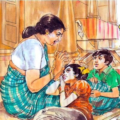 ஒரு ஊர்ல ஒரு ராஜகுமாரி - சிறுகதை