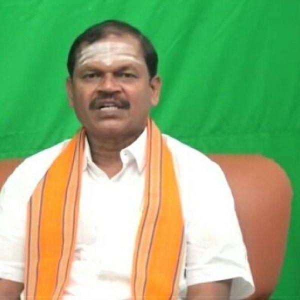 `கேரள முதல்வருக்கு எதிராக #Gobackபினராயி போராட்டம்!'- அர்ஜுன் சம்பத்