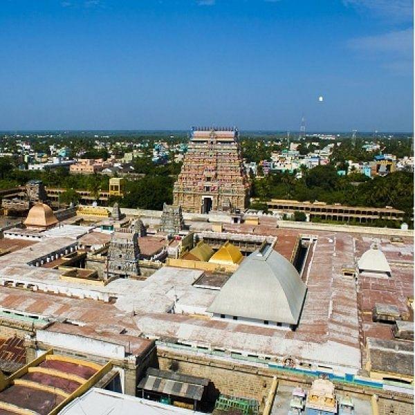 சிதம்பரம் நடராஜர் கோயில்