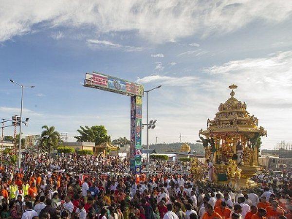 திருப்பதி, பழநி போன்ற முக்கிய கோயில்களில் 31-ம் தேதிவரை தரிசனம் ரத்து!