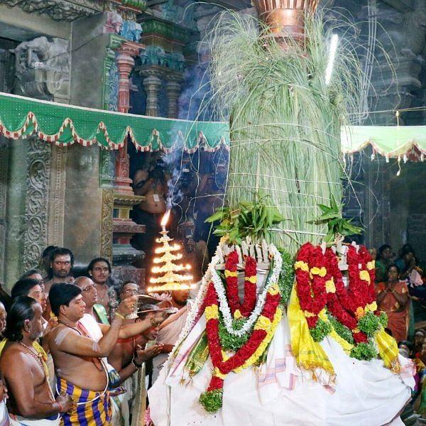 திருச்செந்தூர் சுப்பிரமணிய சுவாமி கோயிலில் மாசித்திருவிழா கொடியேற்றத்துடன் தொடக்கம்