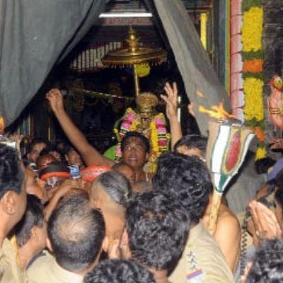 ஸ்ரீரங்கம் வைகுண்ட ஏகாதசி திருவிழா