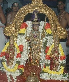 ராமாநுஜருக்காக பெருந்தேவி தாயார் காட்டிய பெருங் கருணை'