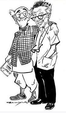 'காமன் மேன்' கார்ட்டூனிஸ்ட் ஆர்.கே.லக்ஷ்மண் நினைவு தின சிறப்பு பகிர்வு