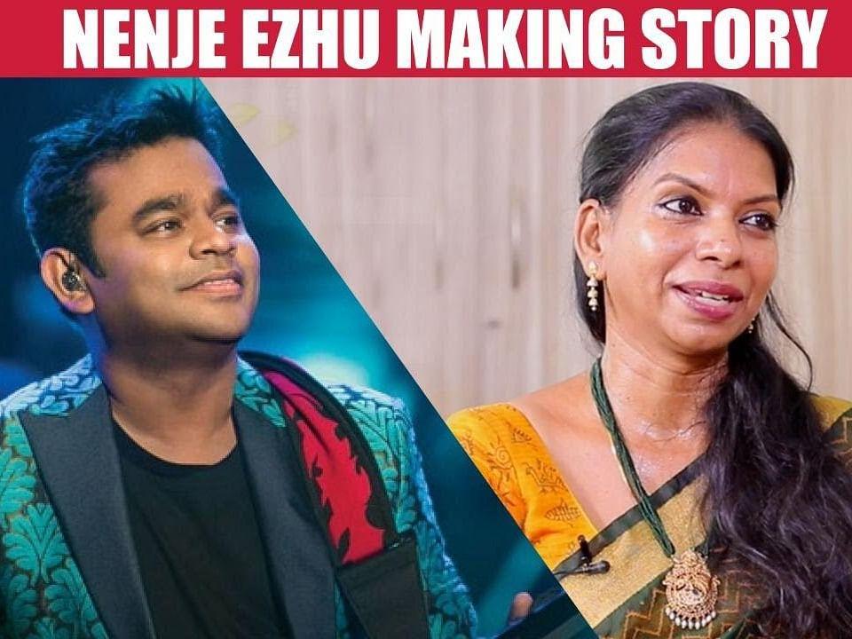 ரஹ்மான் அப்படி செய்தது பெரிய விஷயம்! - Interview With Kutty Revathi & Mala Maniyan