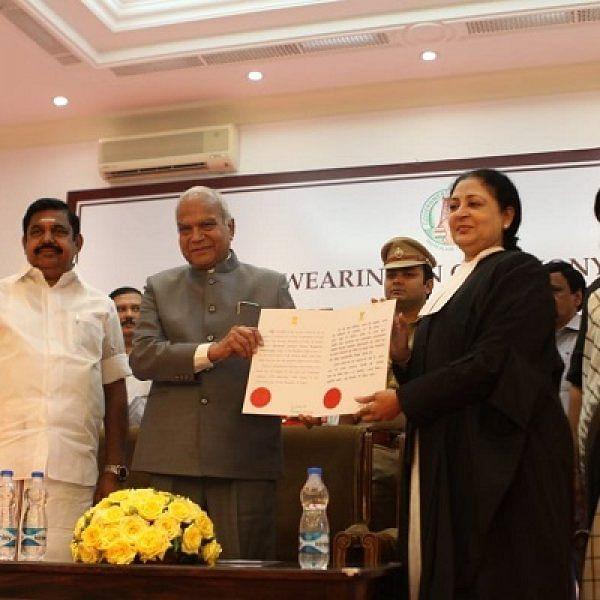 Vijaya Kamlesh Tahilramani