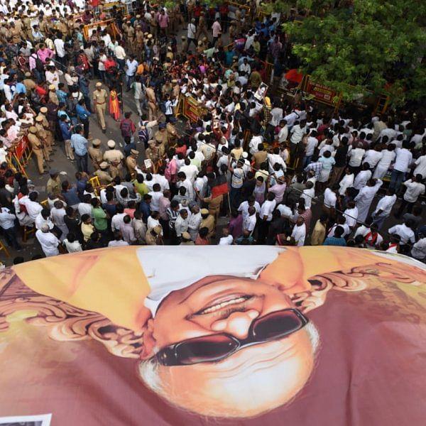 LIVE: கருணாநிதி மறைந்தார் - கண்ணீரில் தமிழகம்! #Karunanidhi