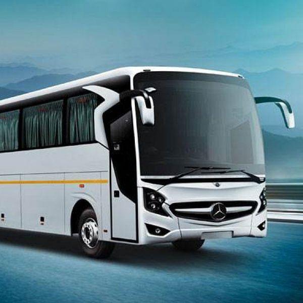 """``இந்தியாவில் BS-6 என்பது சவாலானது"""" - டெய்ம்லர் பஸ் இந்தியா! #Daimler"""