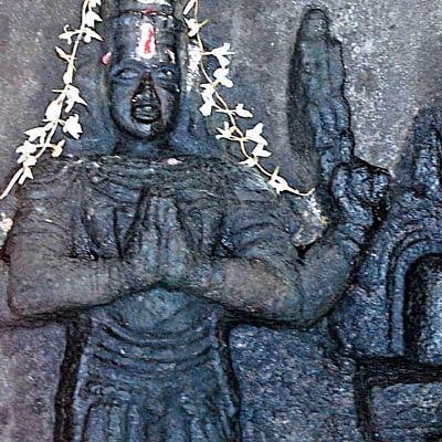 இந்திரனின் குகைக் கோயில் - தேவேந்திரன் பொத்தை