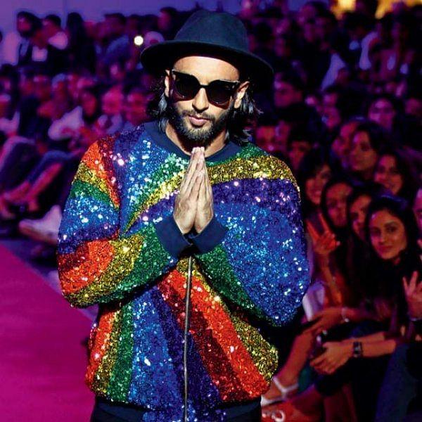 பாலிவுட்டின் பேஷன் ஐகான்... இந்தியாவின் டிரெண்ட்செட்டர்! #HBDRanveerSingh